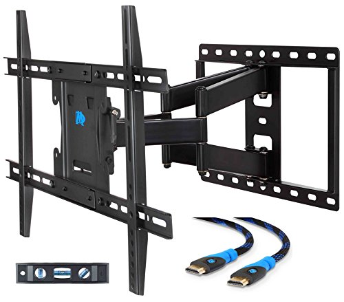 mounting dream md2296 tv wall mount bracket for most 42 70 inch led lcd and oled flat screen tv. Black Bedroom Furniture Sets. Home Design Ideas