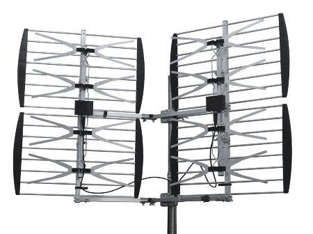 38 J Pole Antenna Mount Televisionery