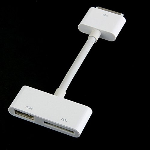 iphone 5 hdmi adapter efanr 30 pin dock to hdmi digital av converter 14524
