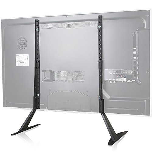 Mounting Dream MD5109 Table Top TV Stand with Anti-tip Strap and 3