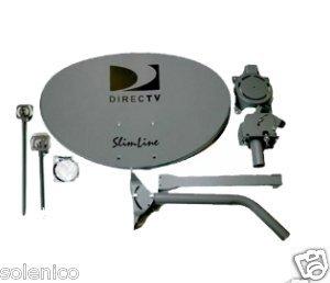 4 Kit Swm Directv Ka Ku Hd Sl3 Slimline Mpeg4 3 Lnbf
