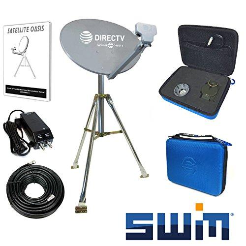 AGPtek Good For Campers Digital Satellite Signal Meter