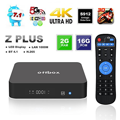 OTTBOX OTTBOX1 TV Box Android – Televisionery