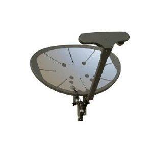 Ice Zapper Satellite Dish Heater Kit W Thermostat For