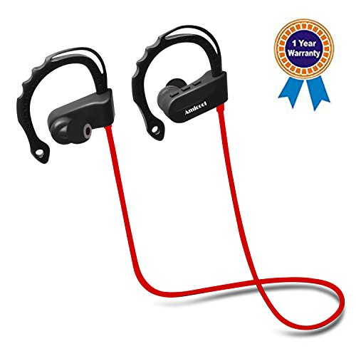 Earbud bluetooth with case - retractable bluetooth earbuds with mic