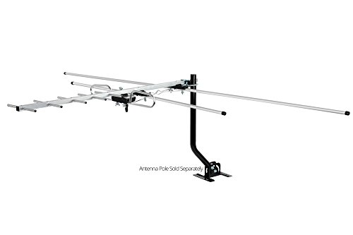 Viewtv Da 290 Indoor Outdoor Compact Yagi Hdtv Antenna