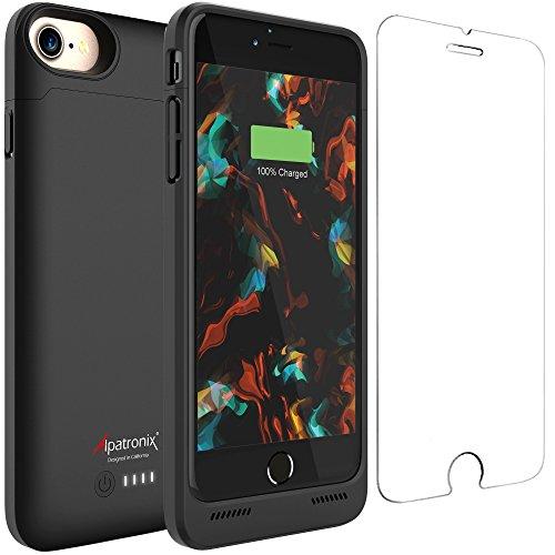 new concept da20d 365cf iPhone 8 / iPhone 7 Battery Case, Alpatronix BX170 4.7-inch 3200mAh ...