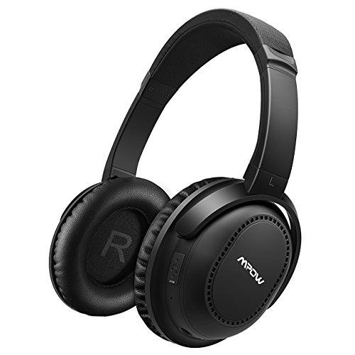 Noise cancelling earbuds bulk - noise cancelling headphones mpow h5
